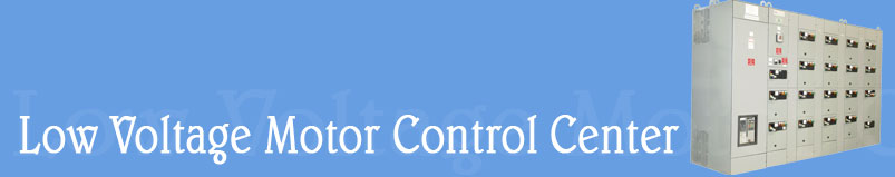 Wescosa low voltage motor control center for Low voltage motor control